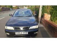 Nissan GT great engine and gearbox mot till 29/10/16 good 4 spares and repair