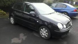 VW POLO 2004. 12 Months MOT