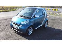 09 Smart ForTwo Passion Mhd Top Spec Model With A Full Service History