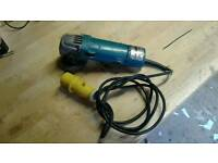 110 Volt Makita Angle Grinder for only £35