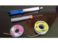 Solder Soldering Parts see listing for prices Electric Electronic repair