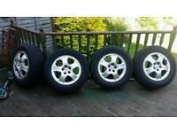 Mercedes ml270 wheels