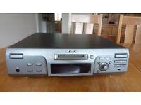 Sony minidisc recorder/player