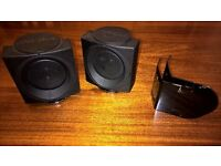 Pair of Wharfdale Modus Cube Speakers