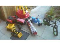 boys outdoor toys
