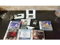 NINTENDO DS WITH GAMES AND CHARGER!!!
