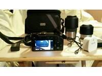 Sony Nex 6 Plus lenses