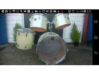 Sonor vintage drum kit