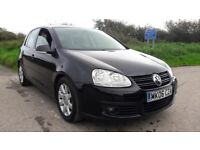VW Golf TDi Sport