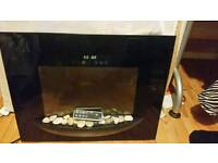LED Wall Heater/Fire