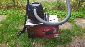 Samsung canister vacuum cleaner sc4135 - all attachments
