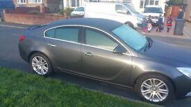 Vauxhall insignia swap. BMW 520 . Leon fr
