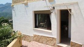 costa-blanca spain lovely open plan apartment stunning views