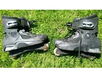 Roces ufs in good condition plenty of life left!size 8 !Can deliver or post!