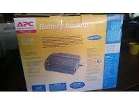 APC Battery backup 550VA/330A