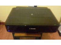 CANON PIXMA IP7250 BLACK DIGITAL PHOTO INKJET PRINTER