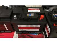 Car battery 12v 53ah-430a bci-470a en