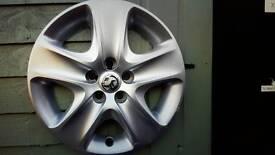 "Vauxhall 16"" zafira astra wheel trim"