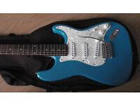 Fender Squire Stratocaster Guitar.