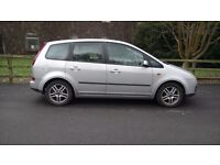 Ford C-max 1,6 2005 .ZETEC Clutch and timing belt done @ 120,000 car needs nothing
