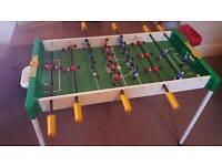 Charton foosball table