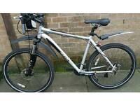 Mongoose mens mountain bike