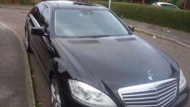 Mercedes-Benz S350L, Special Edition, CDi, BlueTec, 4-Door Auto, Black, AMG Sports Edition, 2013