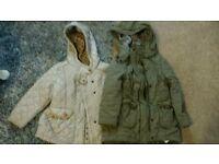 Coats age 3-4