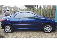 For Sale Peugeot 206 cc Diesel