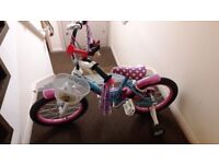 GREAT DEAL/Kids Emma 16 inches bike