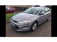 2011 60reg Ford Mondeo Estate 2.0 Tdci Zetec Climate face lift