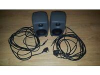 Genelec 8020 Monitor Speakers