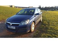 Automatic Vauxhall Astra 5 Door Petrol 2005