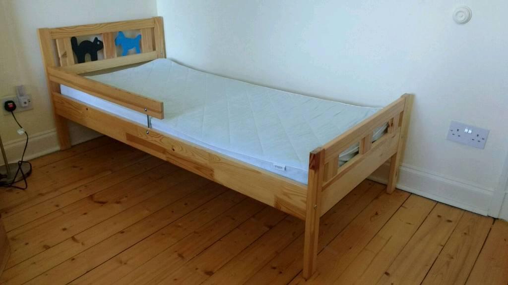 Children S Ikea Kritter Single Bed In Grange Edinburgh Gumtree