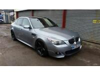 Bmw 525D M5 replica in great condition , service history , 12 months mot