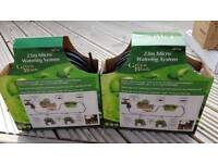 2 x Green Blade 23m Micro Watering System (UNUSED)