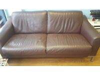 Nice comfy sofa