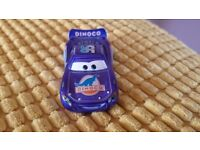 Disney Blue ray lightnig mcqueen diecast