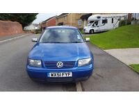 2001 51 VW BORA 1.9 TDI PD130 REMAPPED