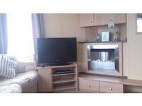 SPACIOUS 3 Bedroom Willerby Westmorland Caravan for hire Seton Sands HAVEN