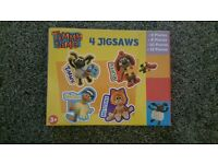 Timmy Time set of 4 jigsaws