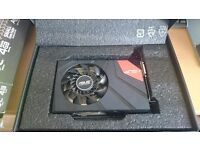 ASUS GeForce GTX 970 4GB Mini Small Form Factor Gaming Graphics Card