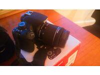 Canon EOS 700D Digital SLR + 18-55mm IS STM Lens