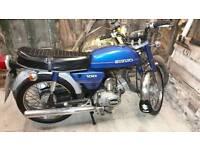 Suzuki a100 1979