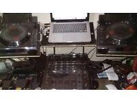 2x CDJ 900+DJM 700