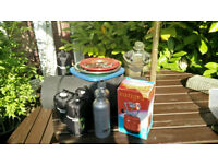 JOB LOT MIXED CAMPING ACCESSORIES BUNDLE AS LISTED