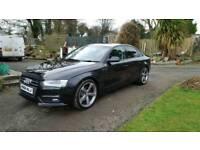 Audi a4 black edition