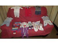 Boys Clothes Newborn Starter Pack