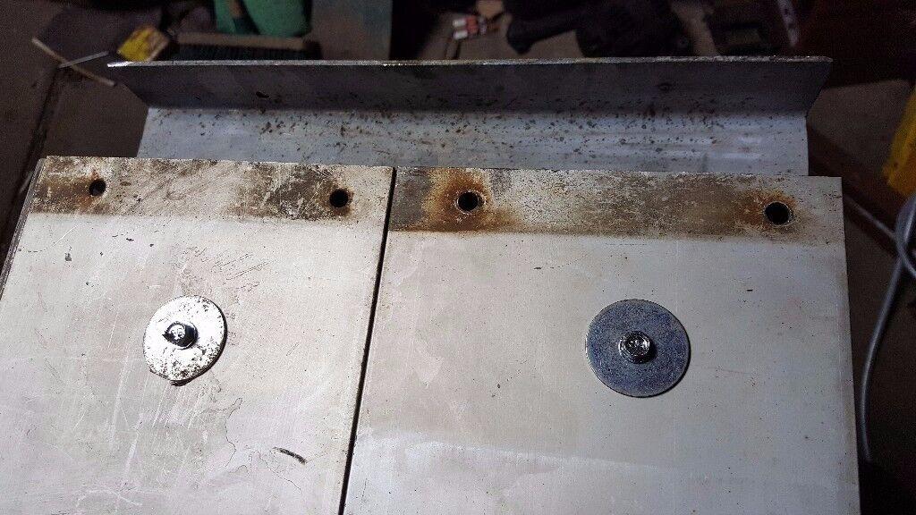 aluminium recovery ramps loading ramps..