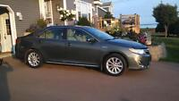 2012 Toyota Camry Limited Edition